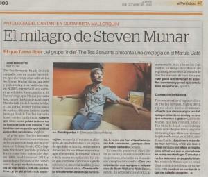 Entrevista El Periódico