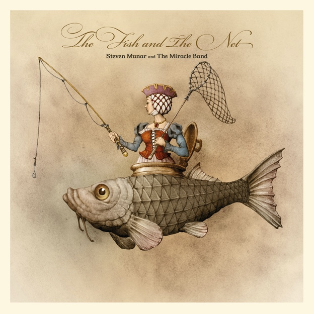 The Fish and The Net portada